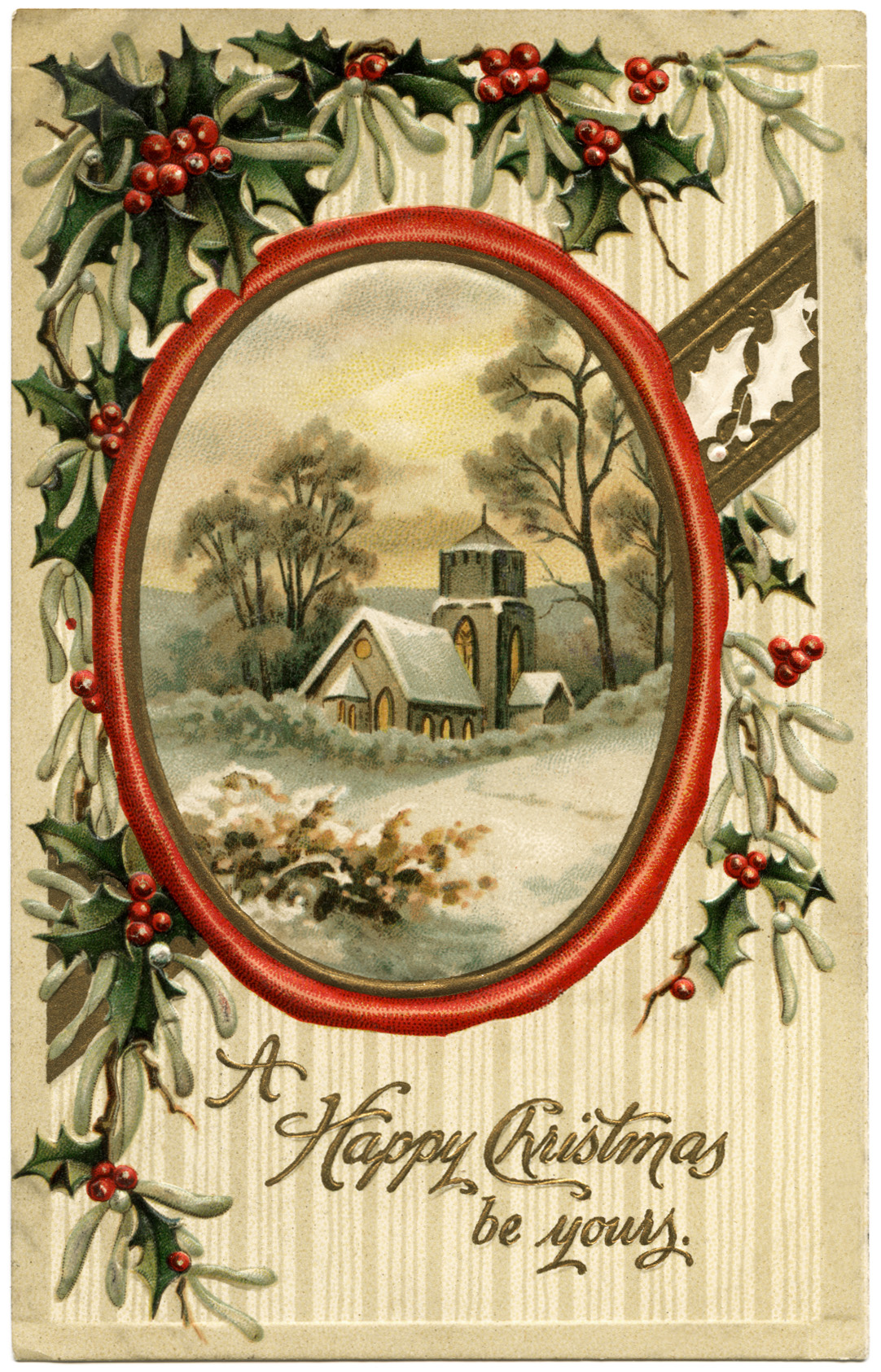 free victorian christmas clipart - photo #44
