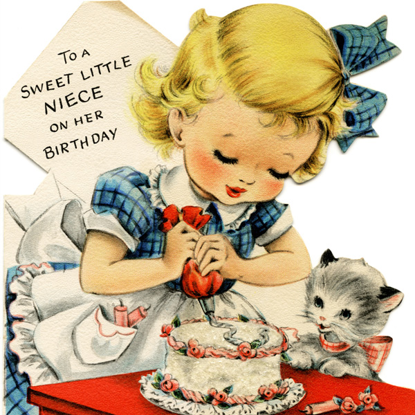 altered art supplies, digital greeting card, free greeting card, free vintage birthday card, mixed media supplies, public domain greeting card, vintage birthday card, vintage greeting card