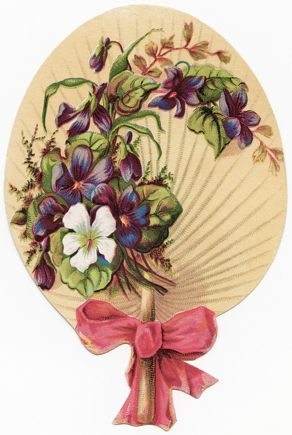 free victorian birthday clip art - photo #25