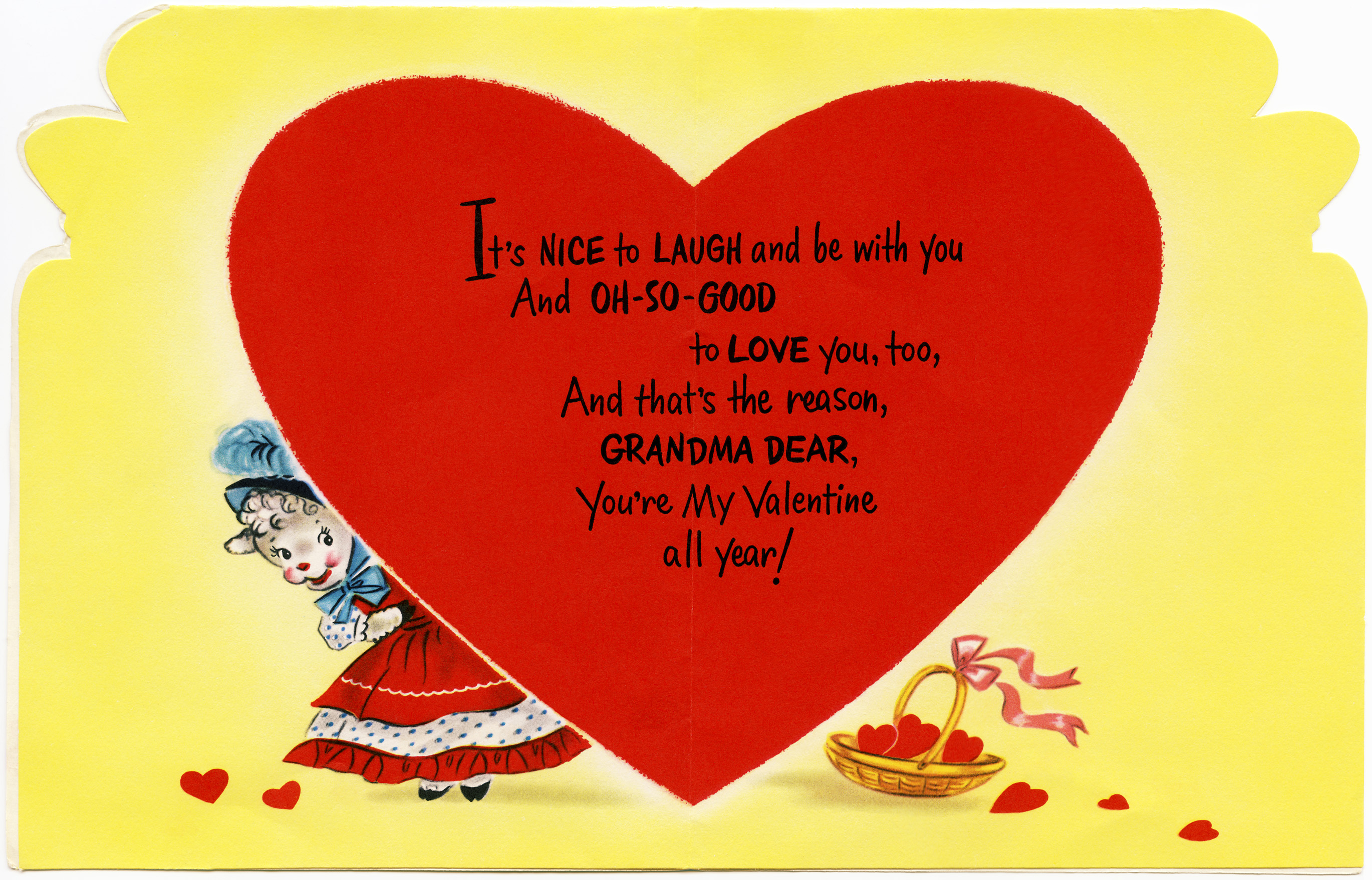 Happy Valentines Quotes For Grandma  Valentine s for grandparents