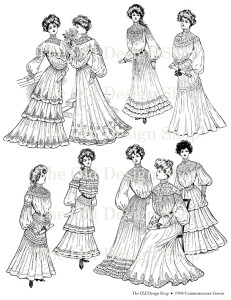 OldDesignShop_CommencementGowns1904PREVIEW