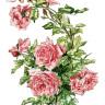 Free Vintage Image ~ Branch of Pink Roses
