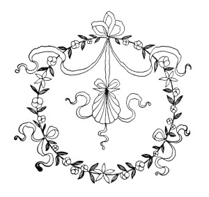 Gridd Odd Pear Socks further Sexy Gangster Ladies Coloring Sketch Templates likewise Early Victorian Ladies Headwear moreover Dresses Coloring Pages also Womens patterns. on ladies bows