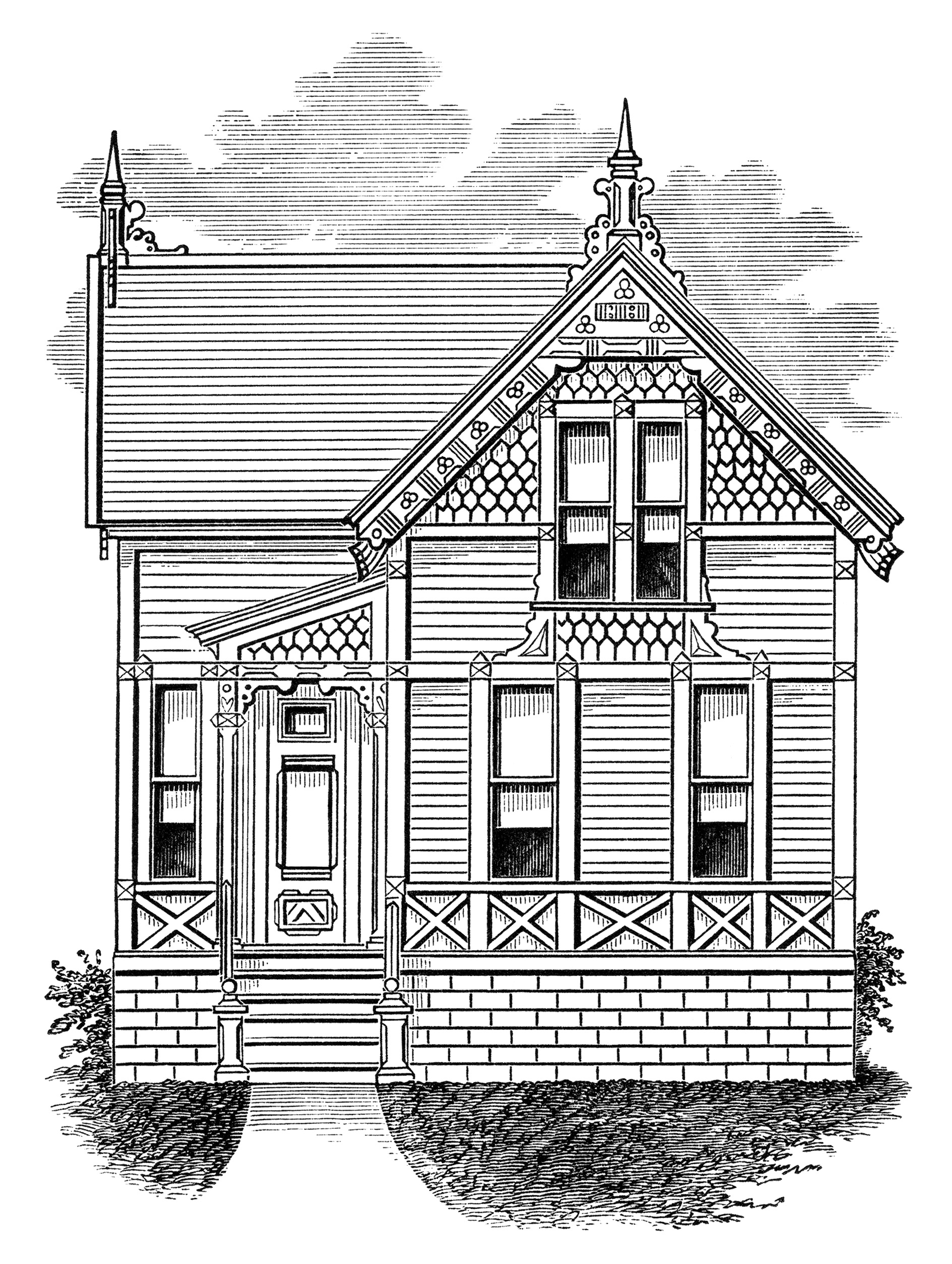 white house clip art pictures - photo #33
