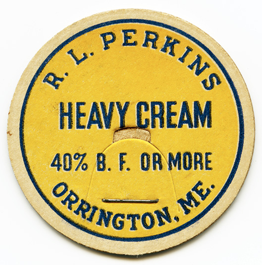 milk bottle cap, cardboard dairy lid, free vintage ephemera, old fashioned milk bottle top, perkins dairy
