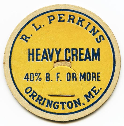 milk bottle cap, cardboard dairy lid, free vintage ephemera, old fashioned milk bottle top, perkins dairy