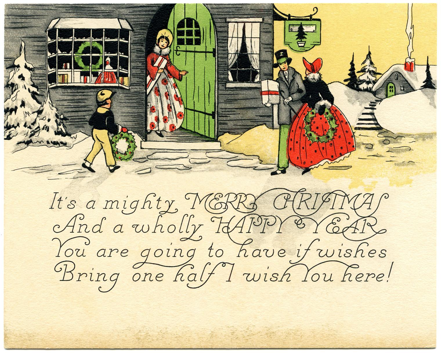 Картинки, 4 открытки на английском