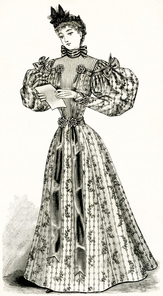 Victorian Spring Fashion For Women Old Design Shop Blog