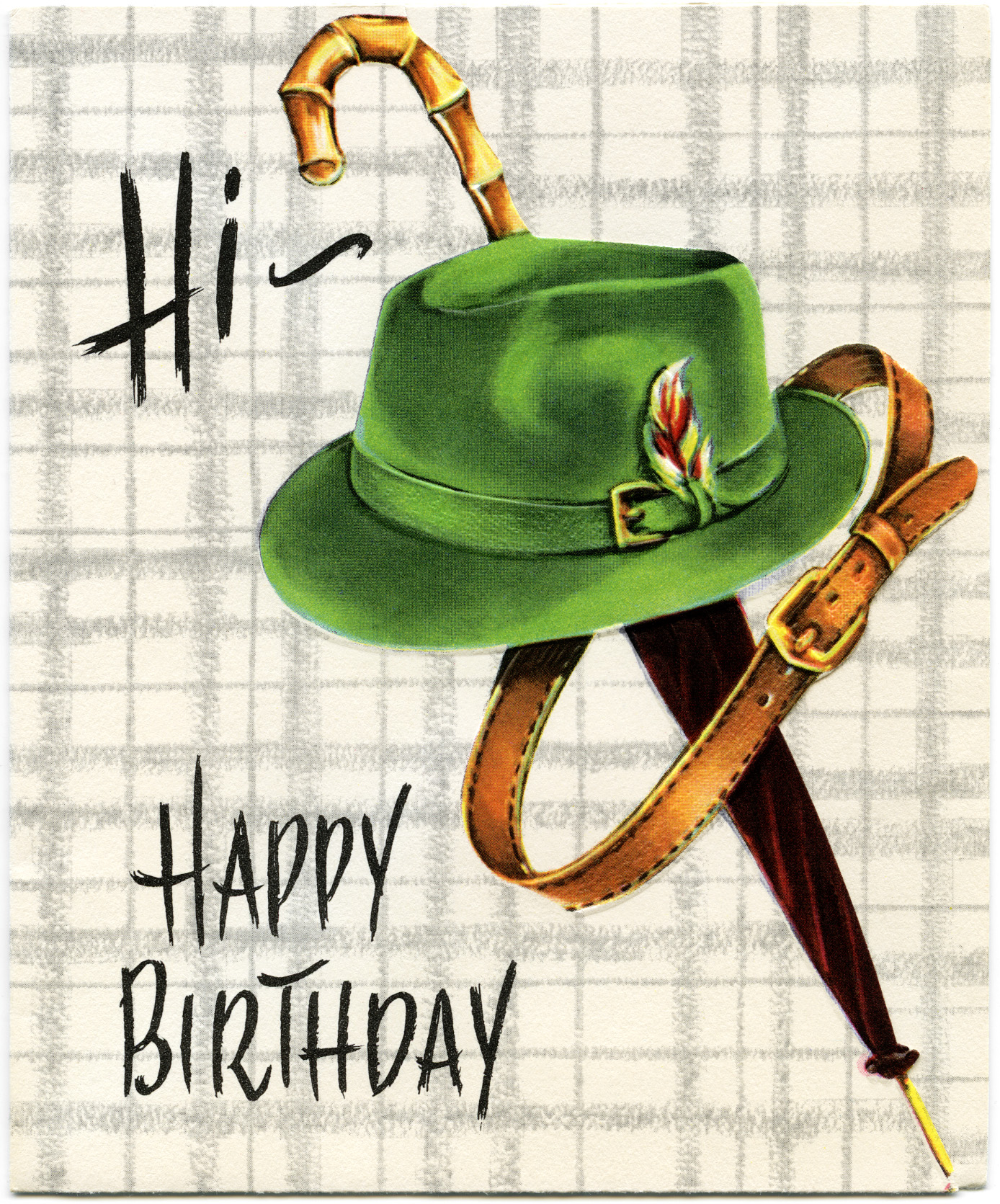 Greeting Cards – Vintage Birthday Cards for Men