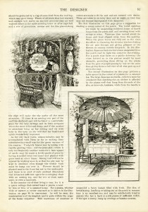 vintage outdoor living book page