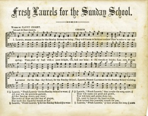 free vintage clipart religious, old sheet music, vintage christian music, old sunday school song, antique hymn, vintage ephemera, music, grunge page, aged music page