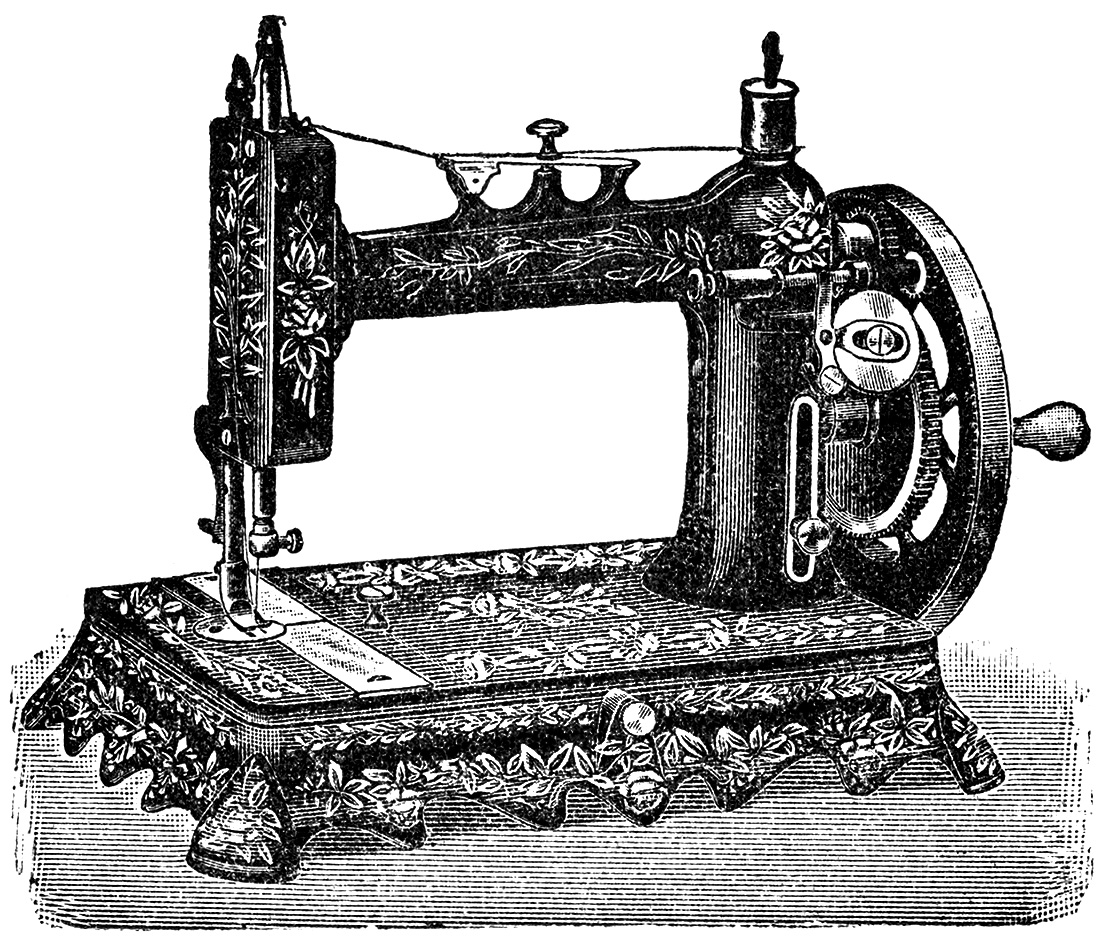 sewing machine clip free