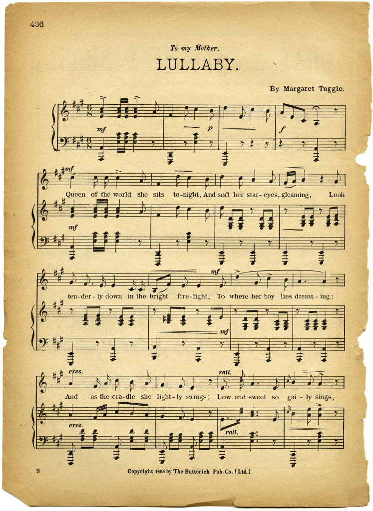 It is a picture of Critical Free Printable Sheet Music