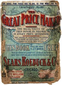 Free vintage printable catalog page