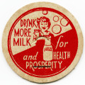vintage milk bottle cap, printable milk graphics, antique cardboard milk lid, free vintage ephemera, beverage clip art