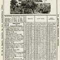 almanac september 1906, herricks almanac, old book page, vintage ephemera, free digital printable