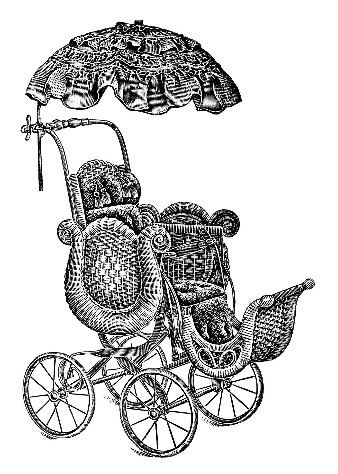 It's just a picture of Persnickety Vintage Clip Art Free