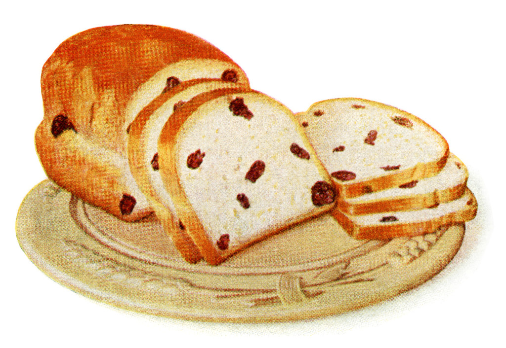 Animated Strawberry Clip Art Homemade Loaf of...
