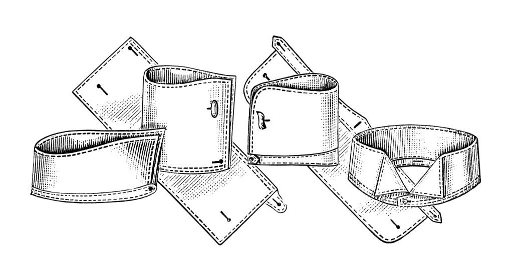 men u0026 39 s collars and cuffs