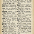 old paper graphic, printable dictionary, public domain free image, shabby book page, vintage dictionary page, halloween clip art