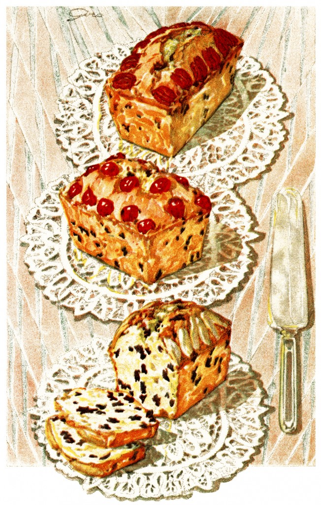 Vintage Cake Clip Art And Recipes Old Design Shop Blog