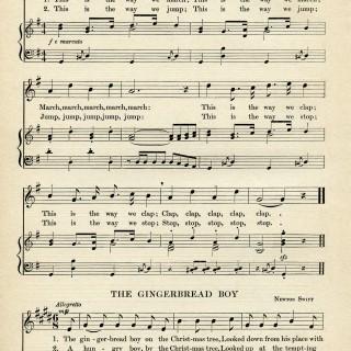 Printable Antique Sheet Music