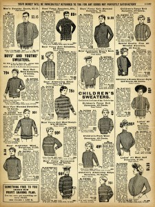 vintage fashion clip art, old catalog page, junk journal printable, antique clothing illustrated, vintage sweater