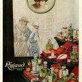 Mary Garden, Rigaud perfume, vintage perfume, vintage magazine ad, vintage beauty clip art