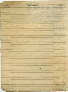 free vintage printable aged grunge catalog order form