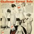 free printable vintage corsets catalog page