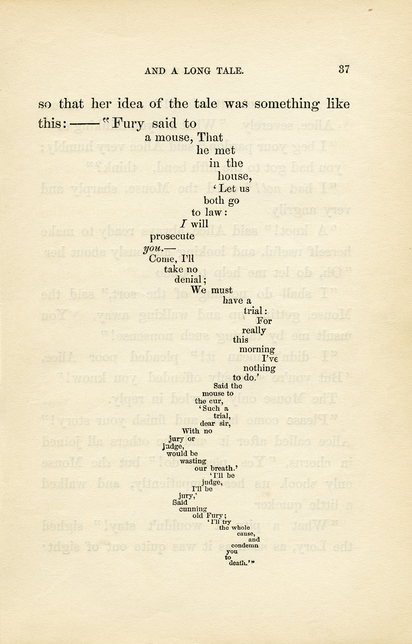 alice in wonderland book pages
