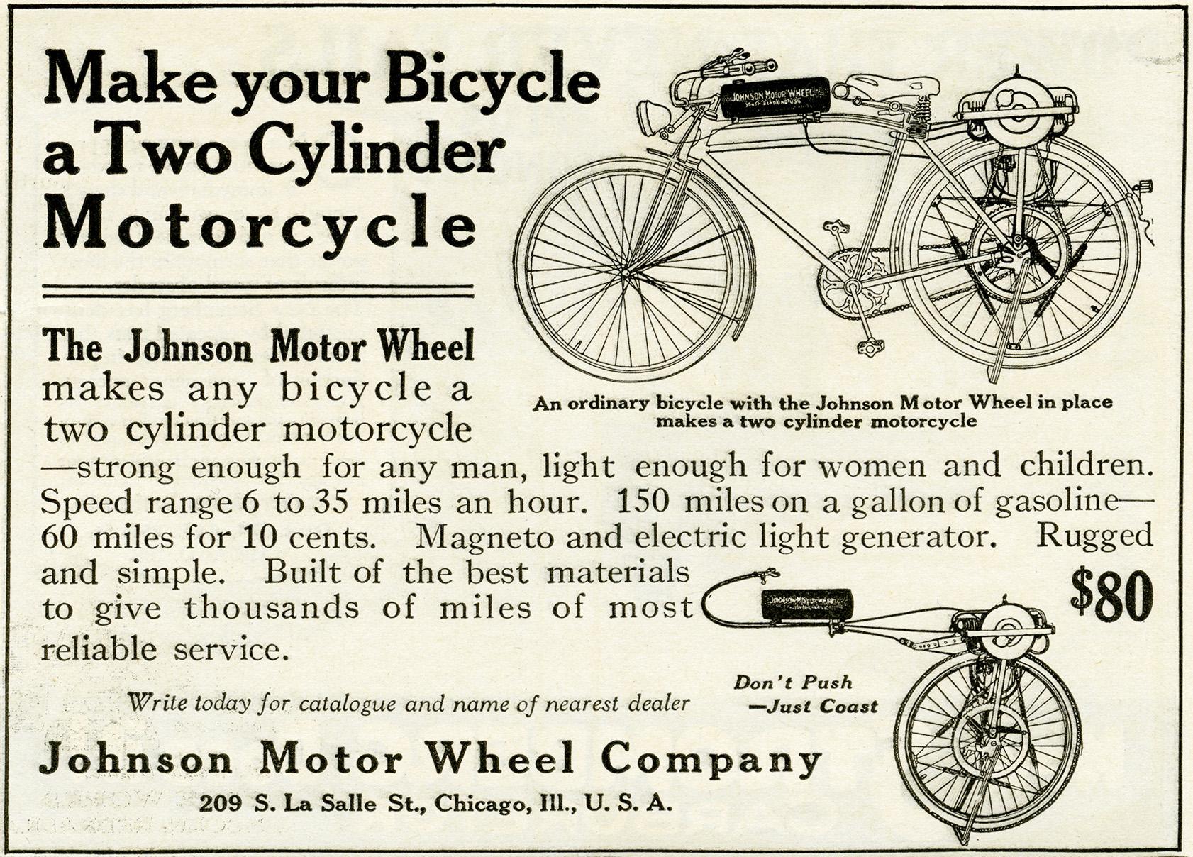 Vintage Bicycle Magazine