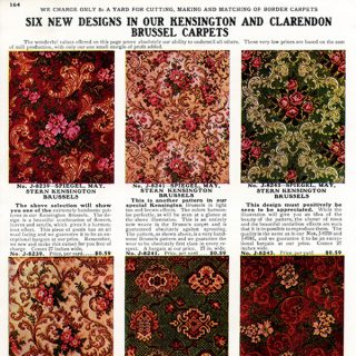 Carpet Designs Free Vintage Clip Art