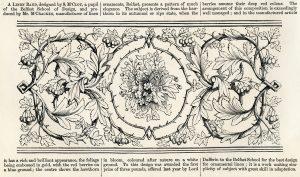 vintage ornamental design clip art