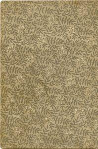 vintage floral endpaper free digital ephemera
