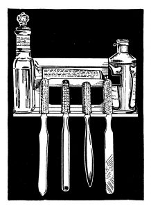 free vintage printable magazine ad toothbrush
