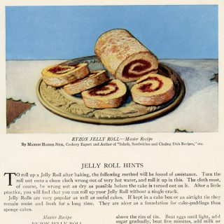 Vintage Jelly Roll Recipe