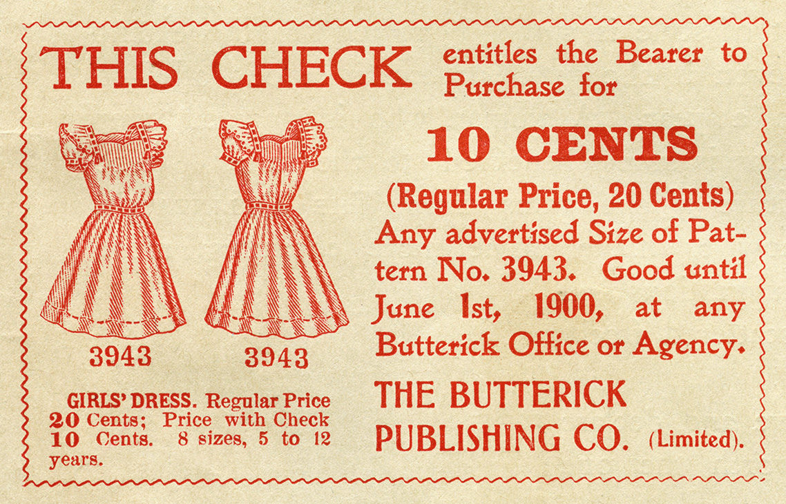 picture relating to Free Printable Ephemera called Traditional Sewing Coupon codes Ephemera - Previous Style and design Keep Blog site