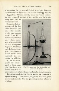 free vintage science book page