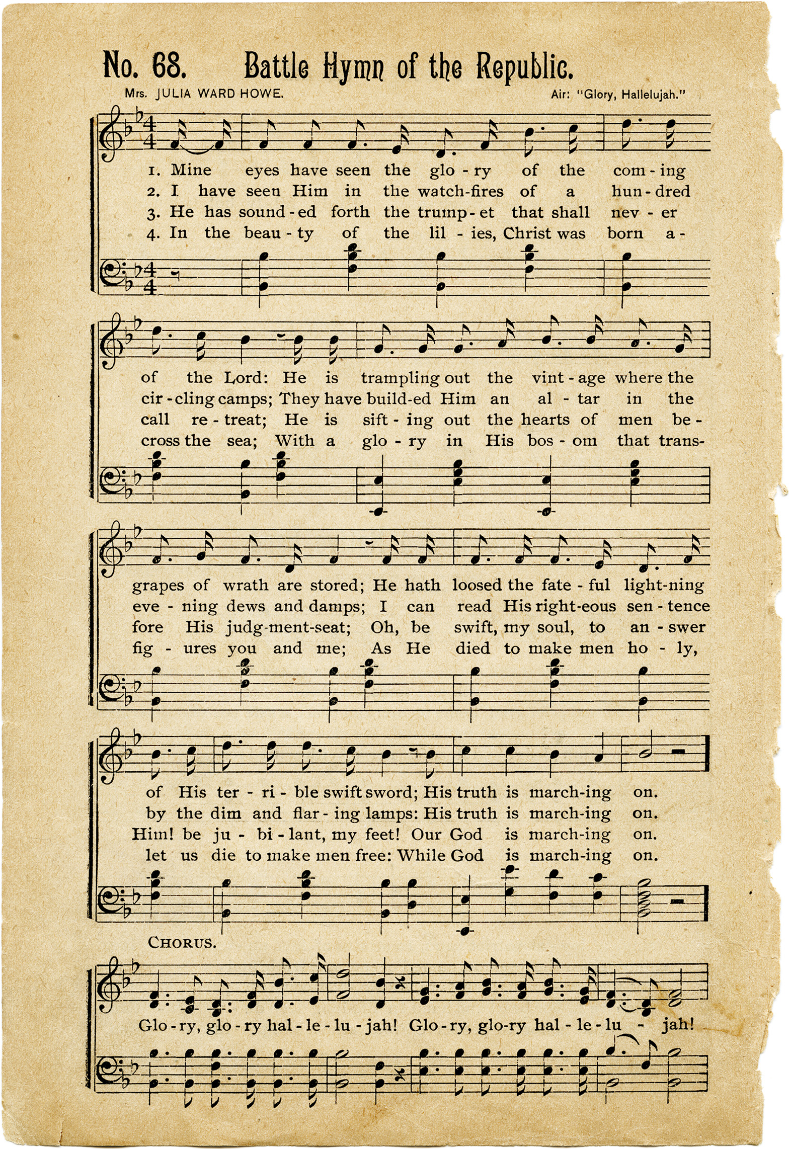 graphic regarding Vintage Sheet Music Printable named Classic Hymns Sheet Songs - Aged Structure Retail outlet Site