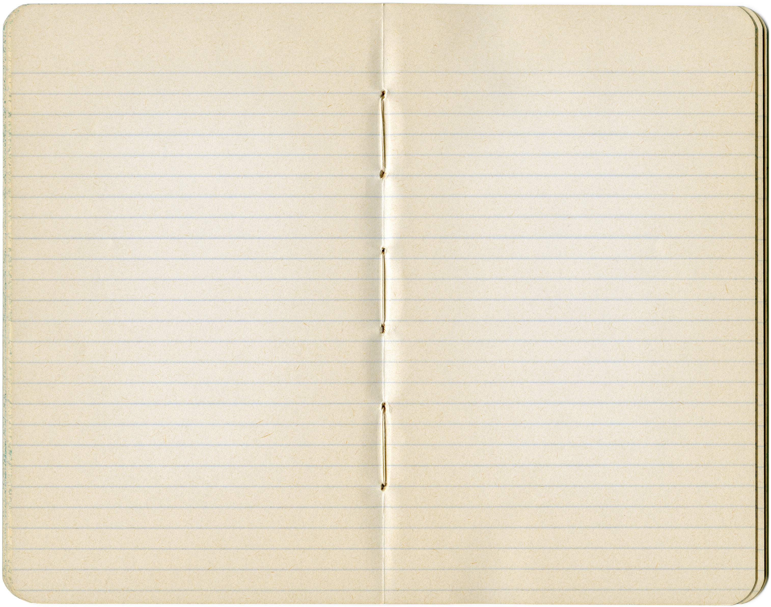free vintage printable open notebook blank pages
