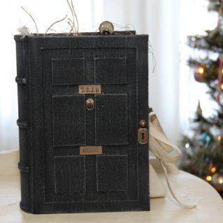 Sherlock Holmes junk journal