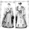 Free printable vintage ladies fashion