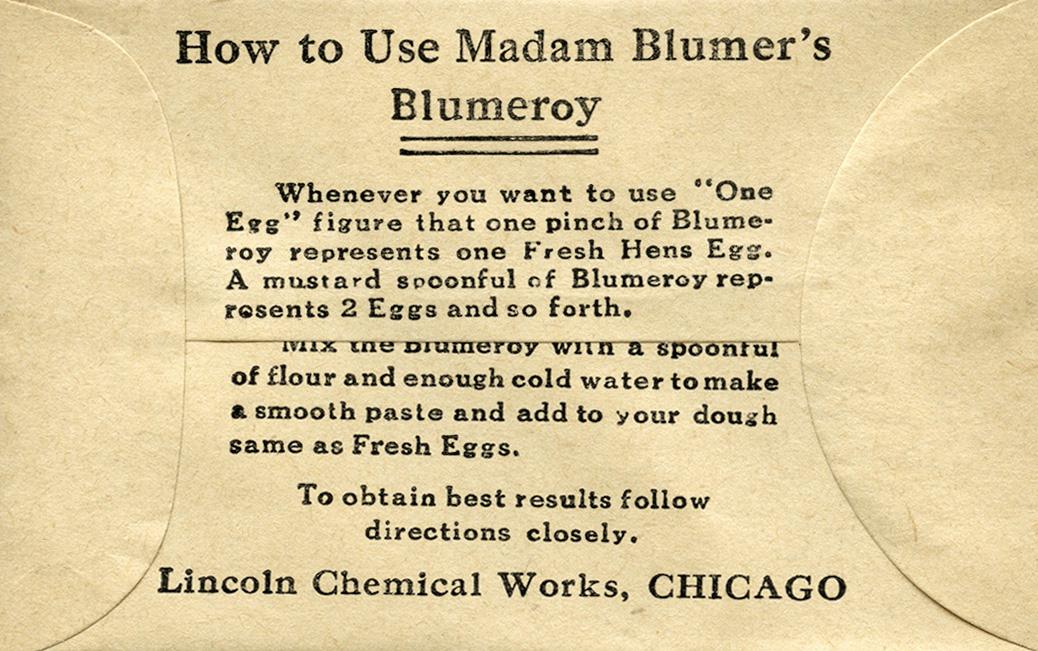 free printable blumer's egg saver vintage envelope