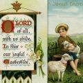 printable easter postcards