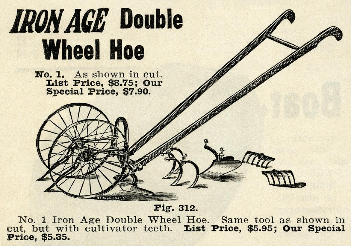 vintage gardening ads free printable clip art